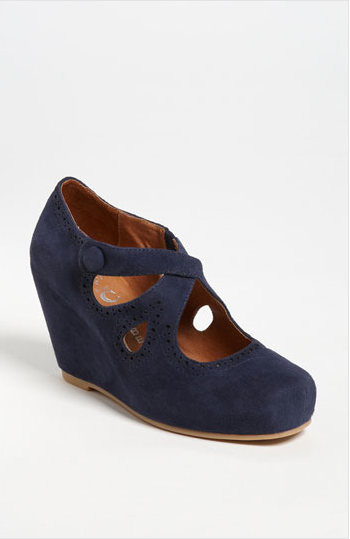 Nordstrom's Leigh Wedge