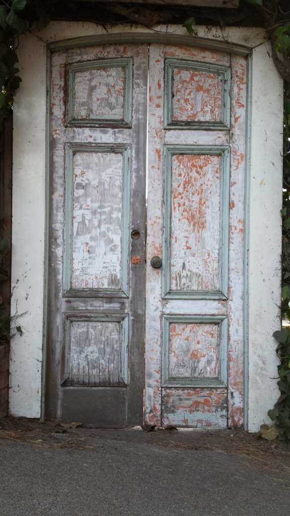 Carmel-Old-Door