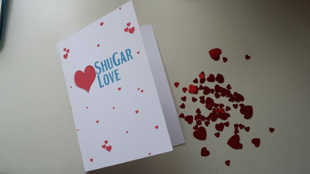 ShuGar Love-Card