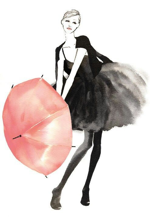 Umbrella Tulle