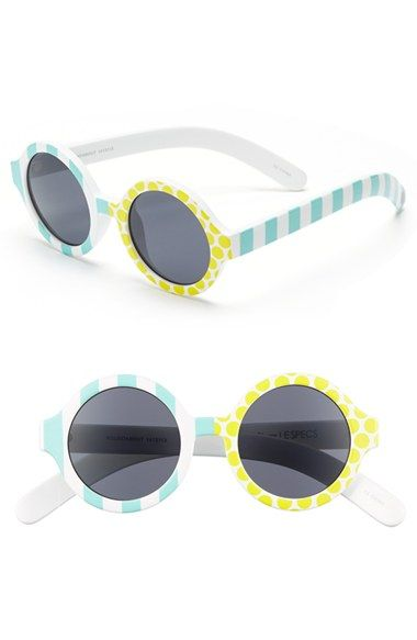 Blue-and-Yellow-Sunglasses